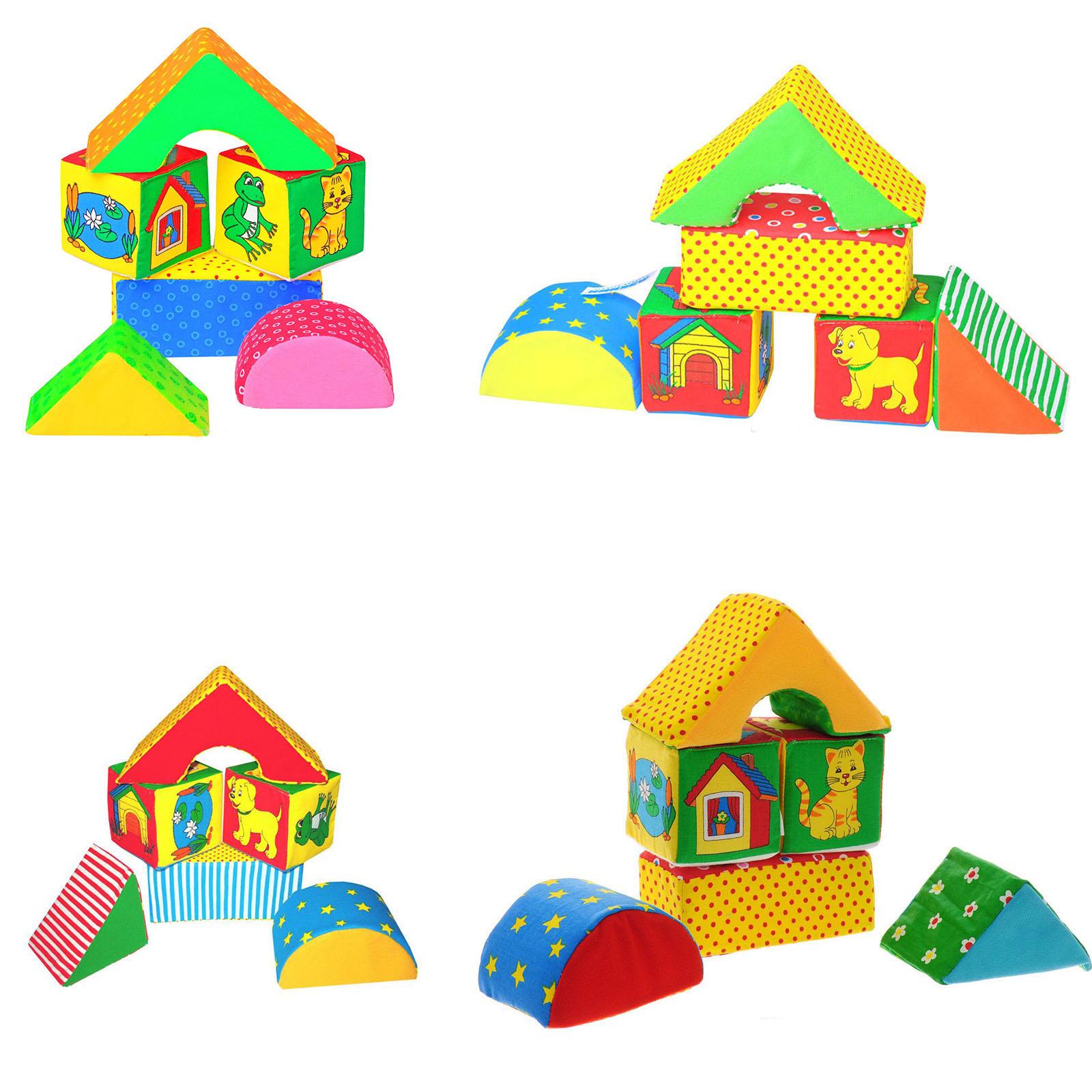 Дом из мягкого модуля картинки