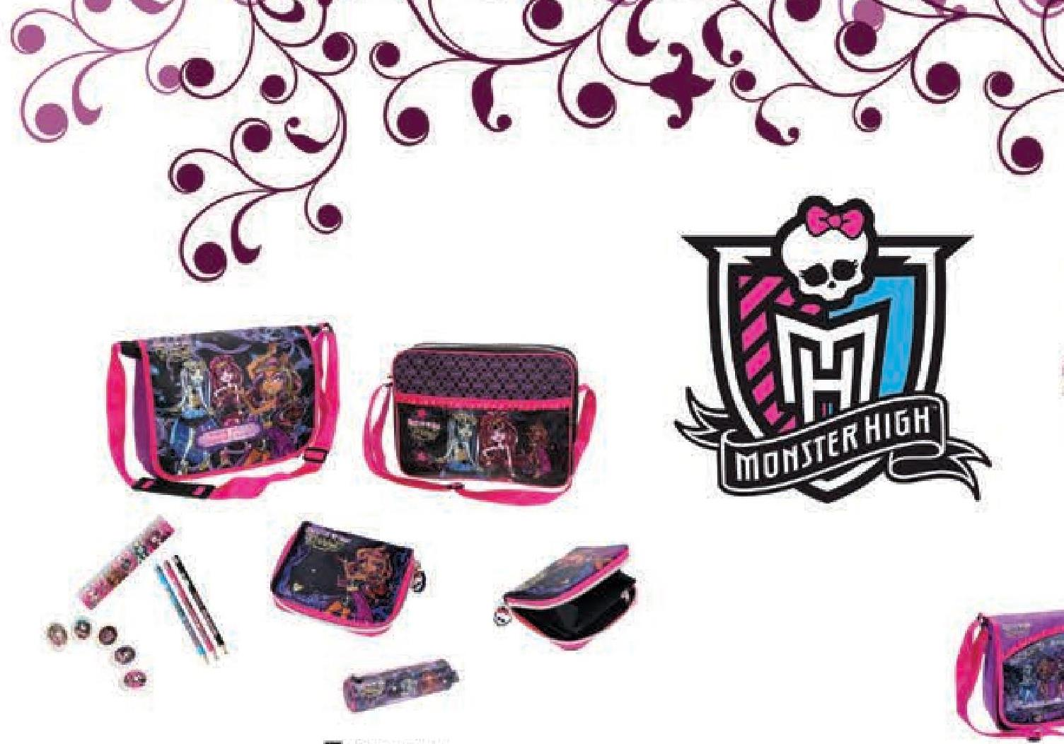 Коллекция Monster High