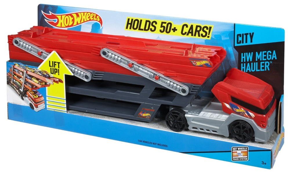 Грузовик Hot Wheels Мега тягач