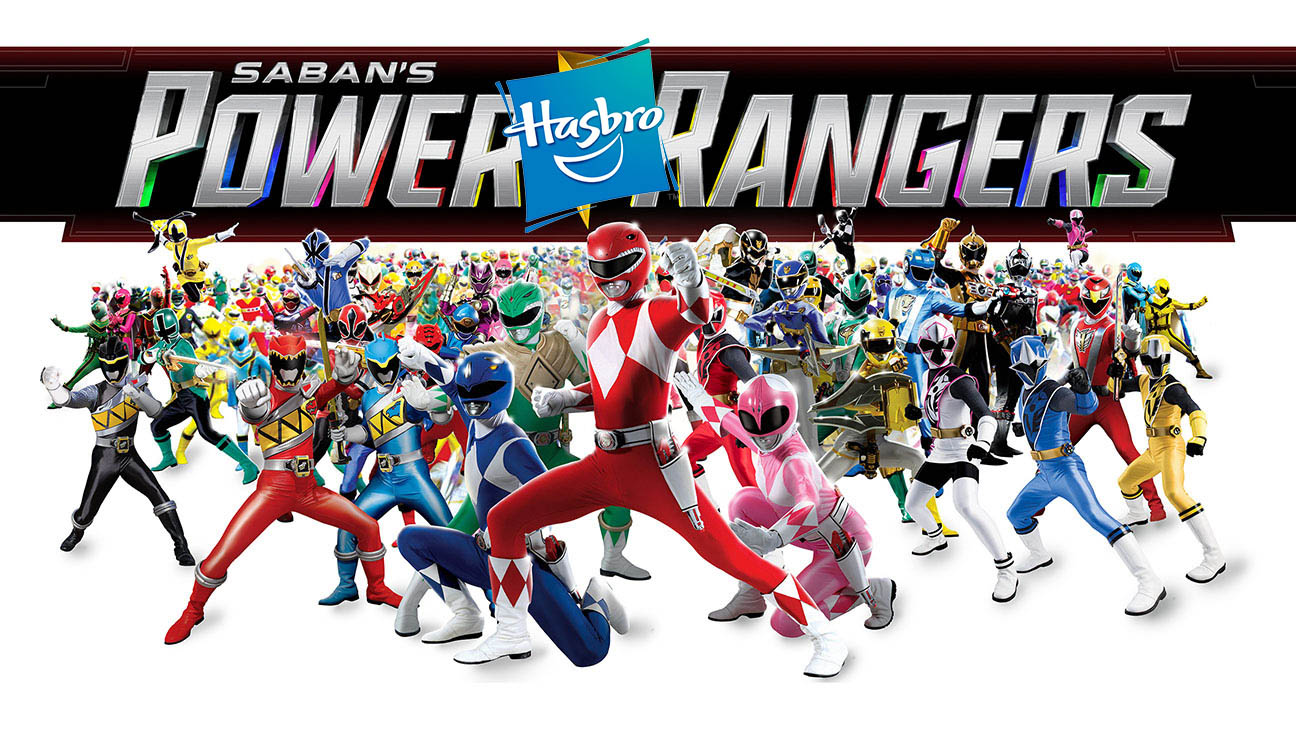 Hasbro приобрела права на Power Rangers