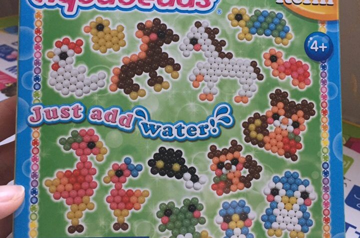 Набор «Aquabeads. Animals Friends Set»