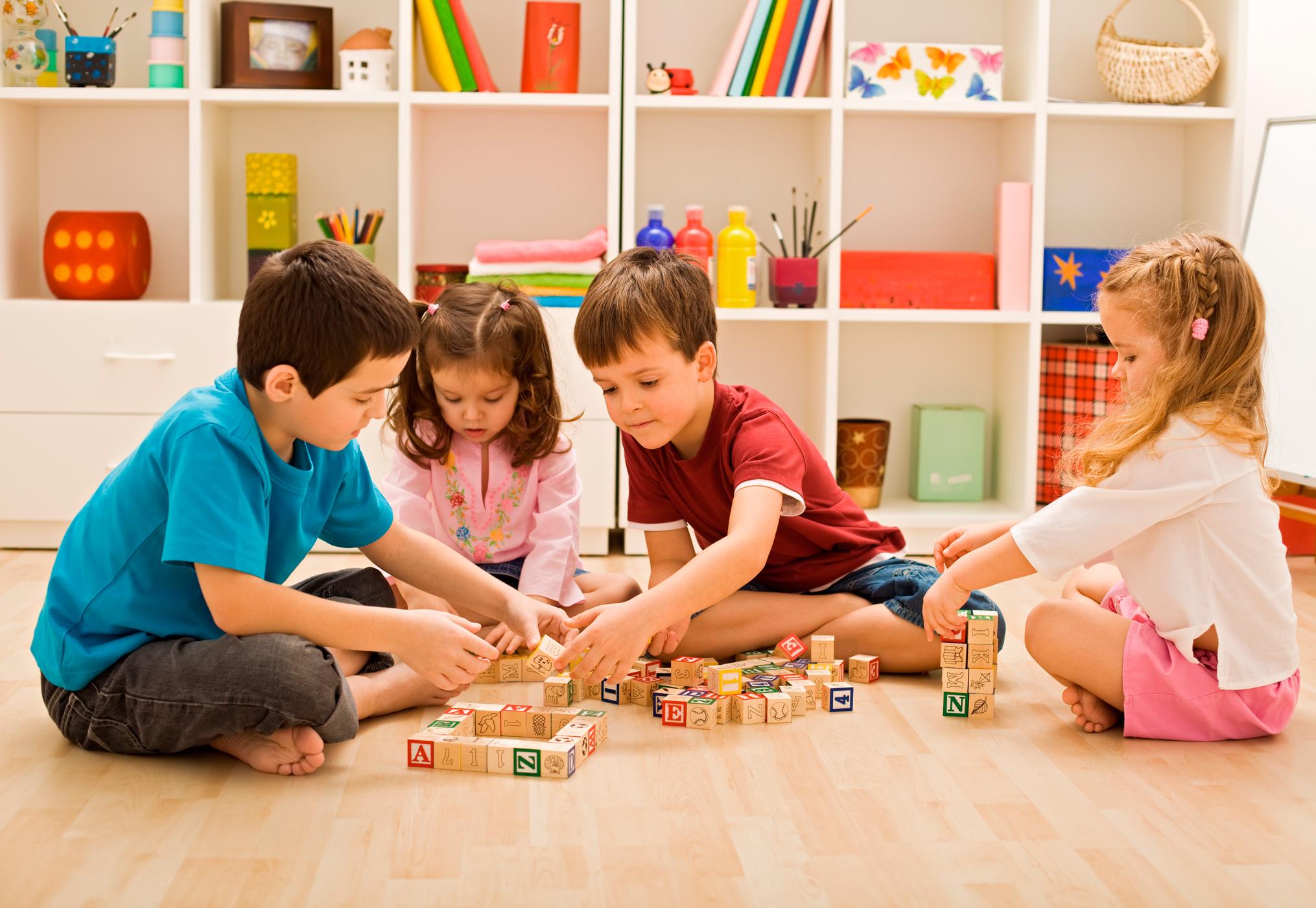 Игрушки для детей 6 лет