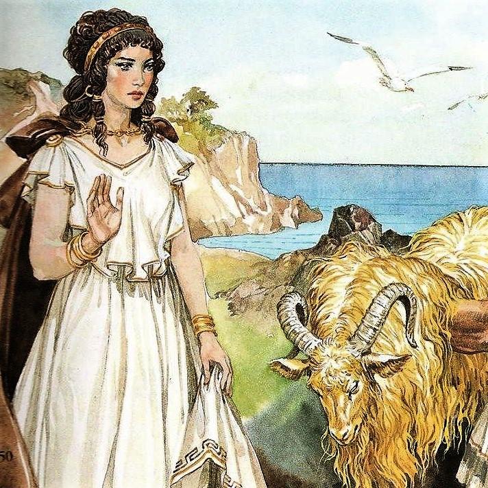 Античные герои в картинках