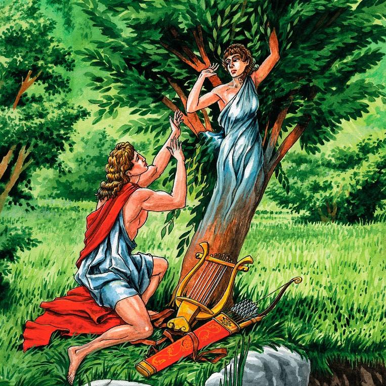 Древние легенды греции в картинках