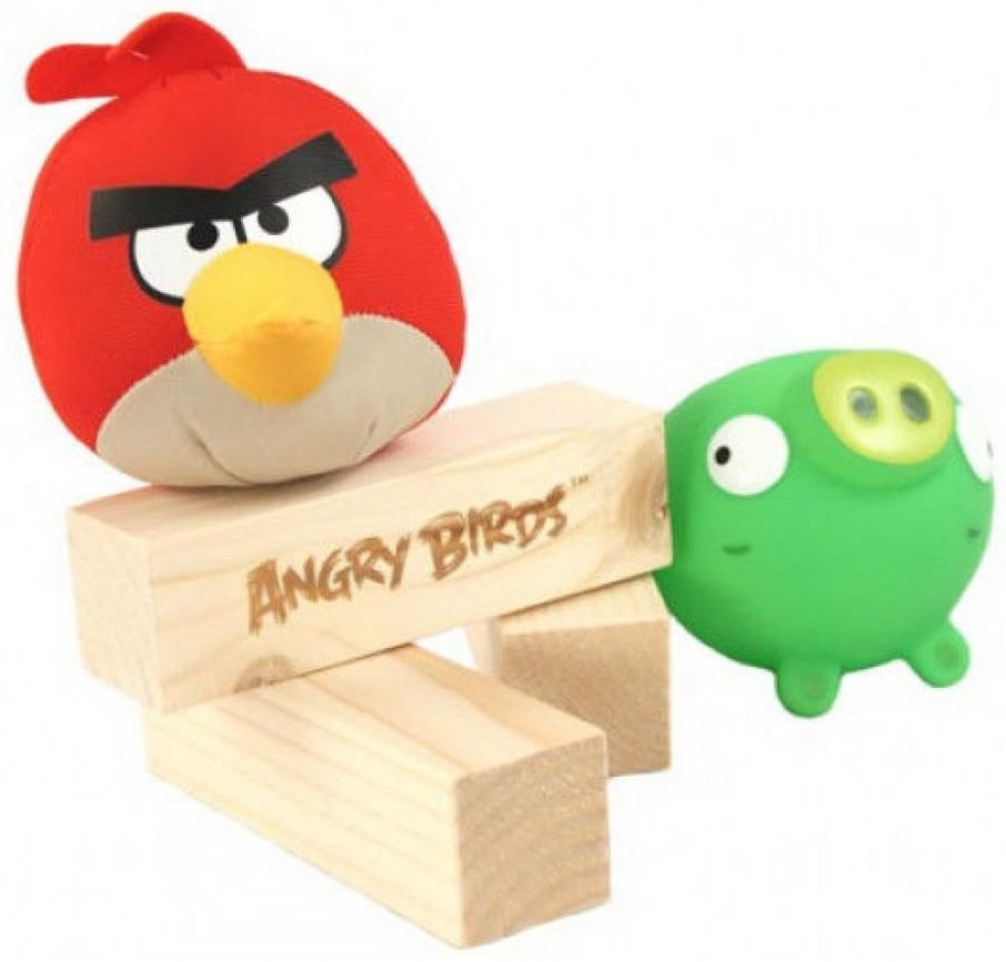 Напольная игра Angry birds Tactic Games