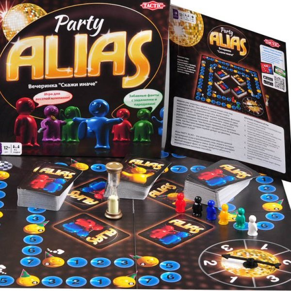 Alias Party 2