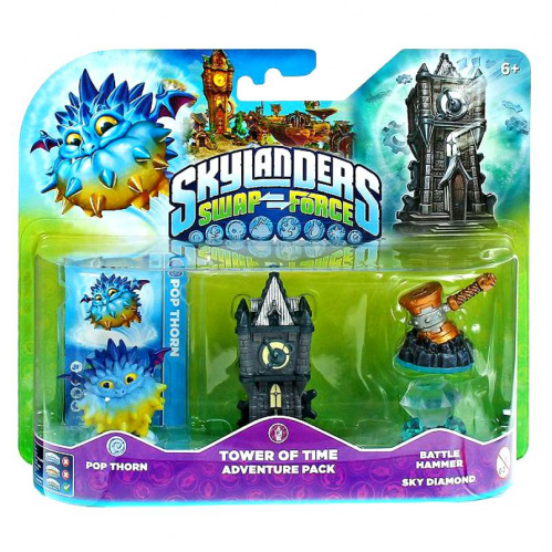 "Набор приключения ""Skylanders Swap Force"": Tower of Time"
