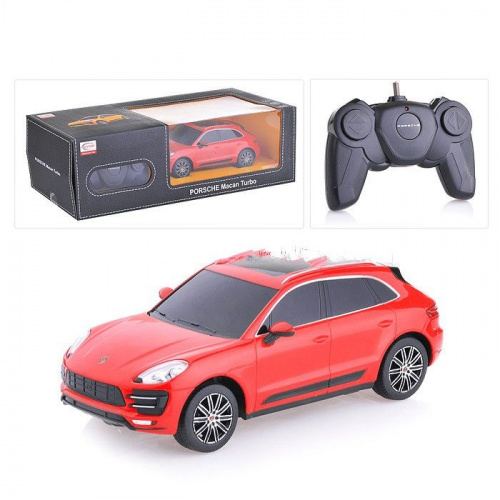 Машина р/у 1:24 «Porsche Macan Turbo»