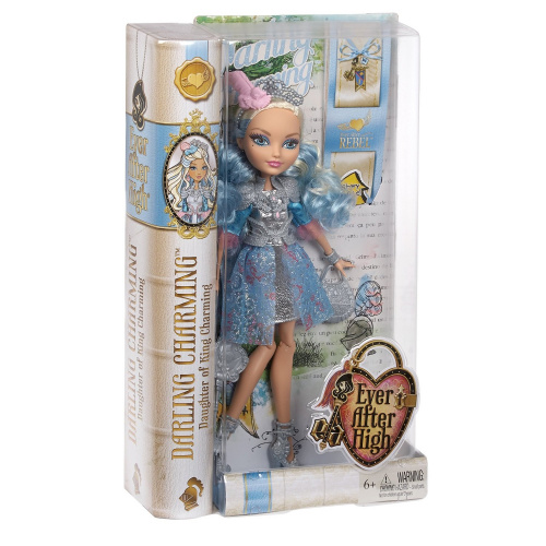 Кукла Ever After High Darling Charming