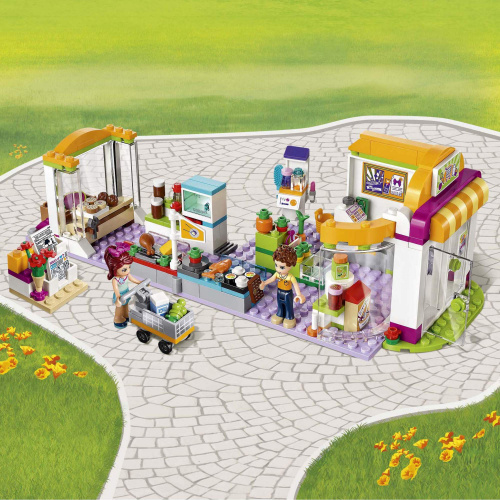 Конструктор LEGO Friends 41118 Супермаркет